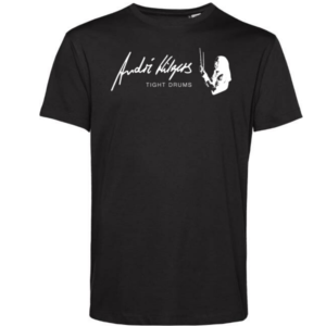 "Bio Herren T-Shirt ""Andre Hilgers TIGHT DRUMS"""