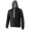 f4f-hoodie-jh003-unisex-schwarzgrau-front-s-2xl